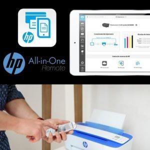 Install HP printer app