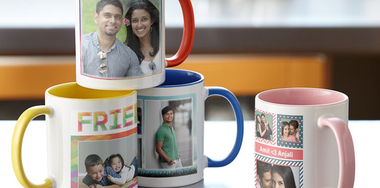 How to print your photo on coffee mugs at home with picture