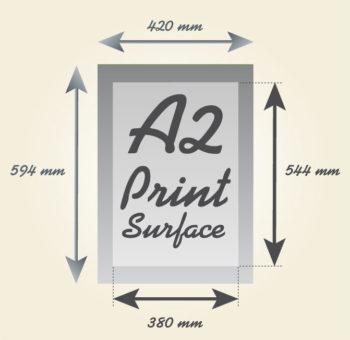 A2, A3 & A4 Paper Size